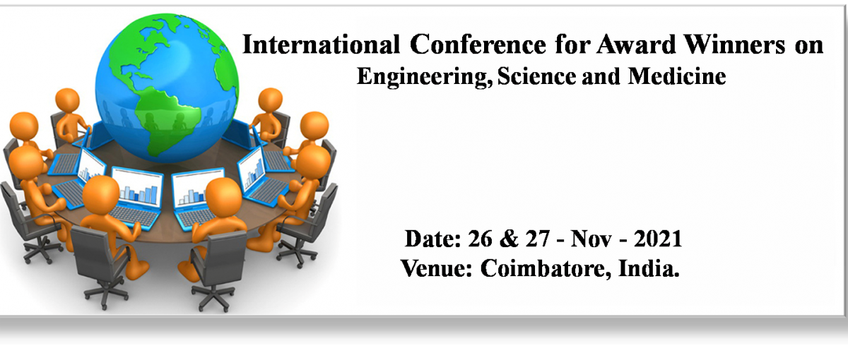 2nd International Conference for Award Winners on Engineering, Science and Medicine