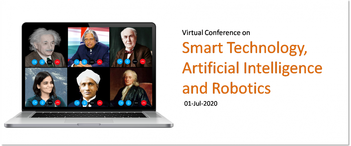 3rd Virtual Conference on Smart Technology, Artificial Intelligence and Robotics